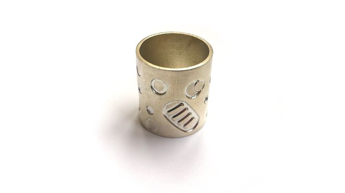 I Made Silvermoonshot The First 3d Printed Sterling Silver Shot Glass In The World