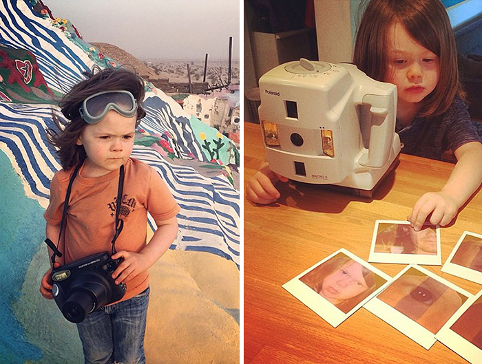 5-Year-Old Hawkeye Became The Youngest National Geographic Photographer And Now He's Making A Book