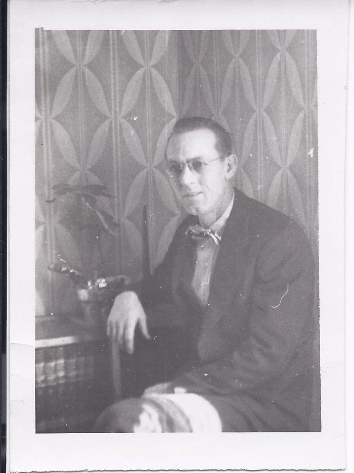 My Father, Lawrence N. Brown, Circa 1935.