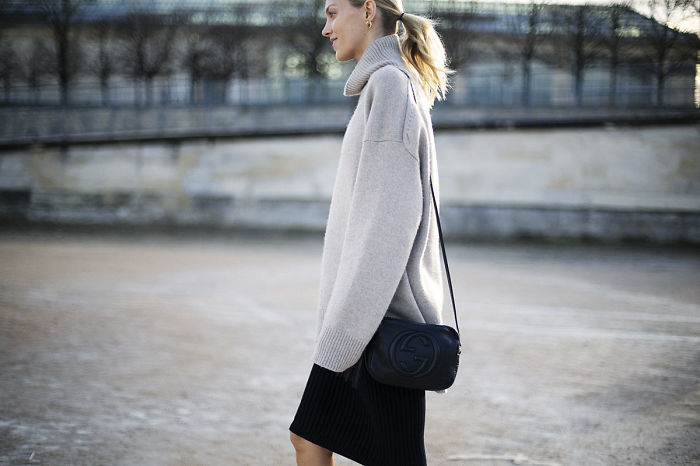 Variety Of Sweaters. Autumn-winter 2015