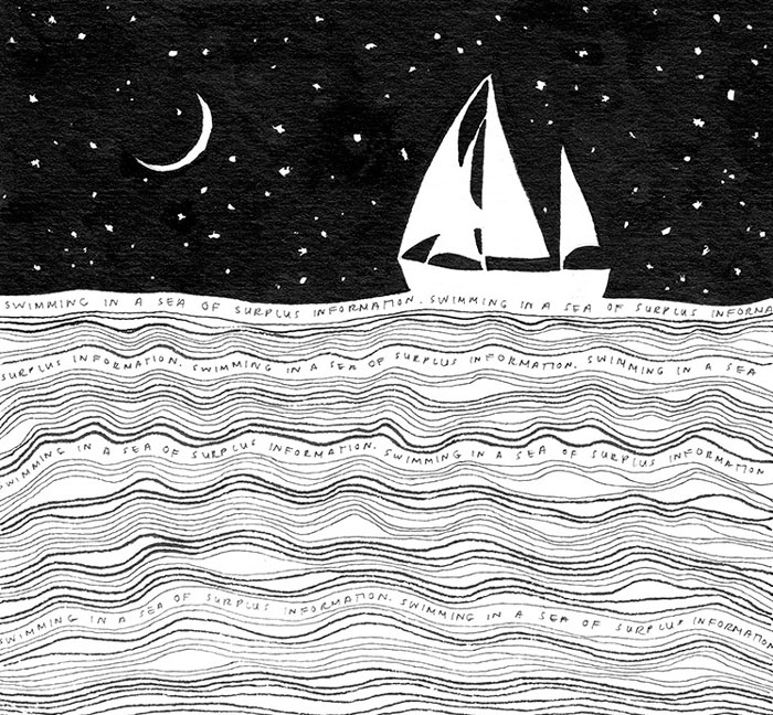 I Made A Song And My Friend Drew A Drawing Of It Every Week For A Year