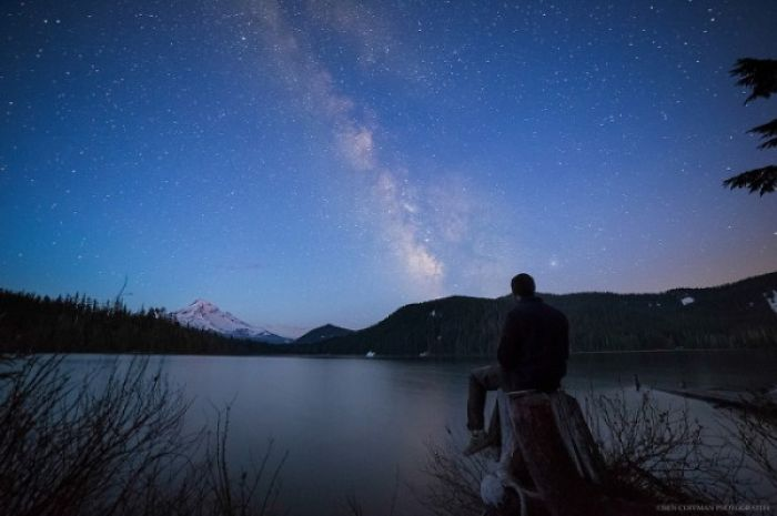 9 Beautiful Photographs Of Milky Way By Ben Coffman