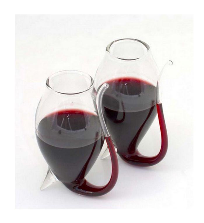 Art Wine Glasses