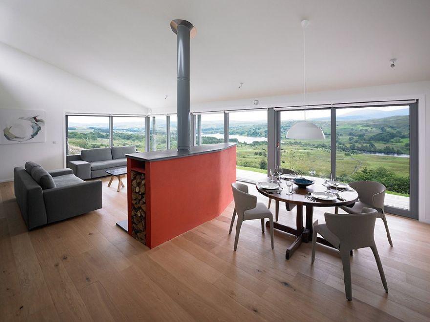 Zero Carbon Houl House, Southern Scotland
