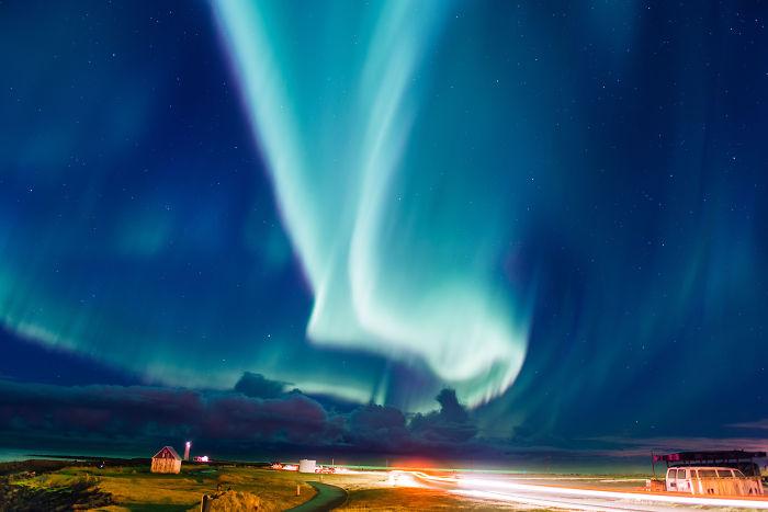 I Captured The Beauty Of The Icelandic Night