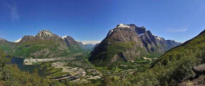 Sunndalsøra, Norway.