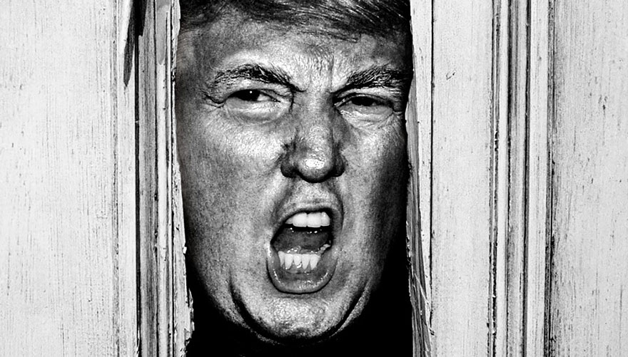 Donald-Trump-appears-in-classic-horror-m