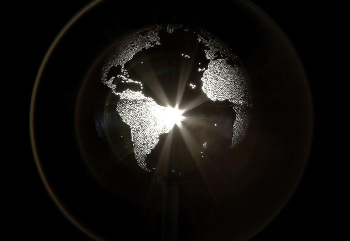 Globalization Globe