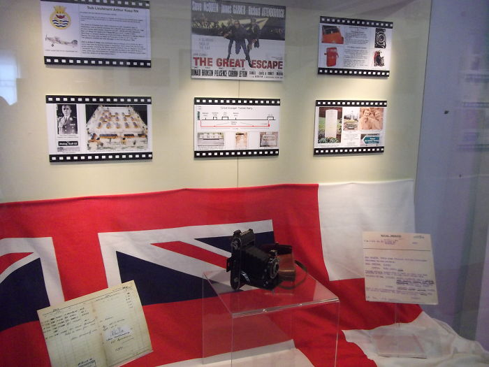Camera From The Great Escape, March 1944