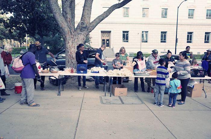 Helping Homeless In Sacramento, Ca