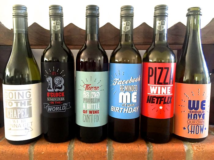 Hilarous Wine Labels You Need In Your Life!