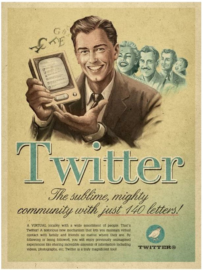 If Modern Social Networks Existed In The 1950s