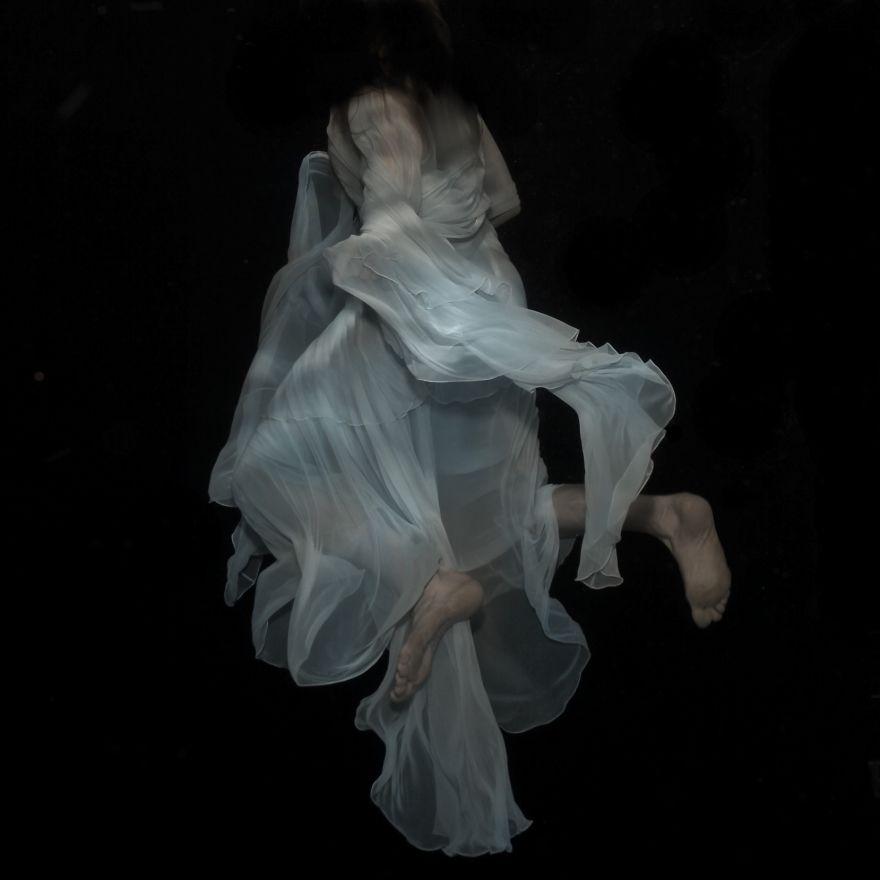 A Mysterious Underwater World In My Fine Art Photos