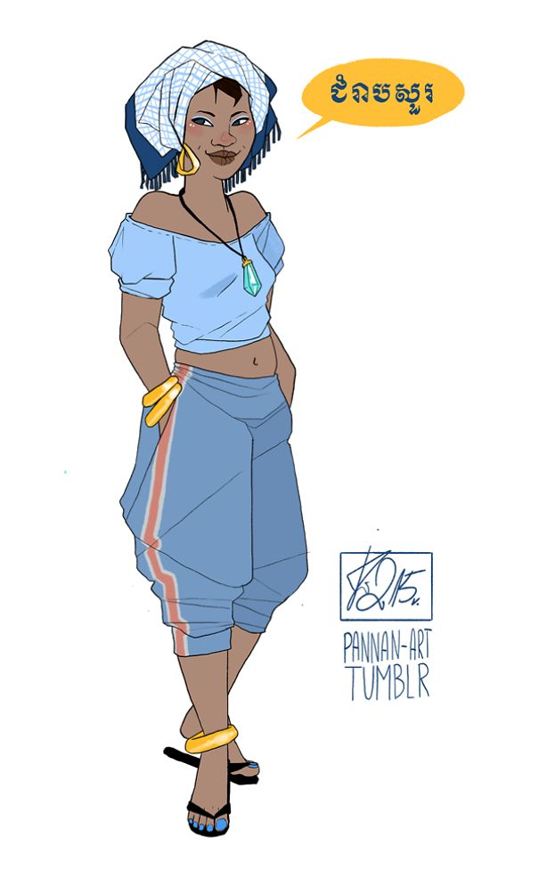 Disney Atlantis Character Design : My modern disney bored panda