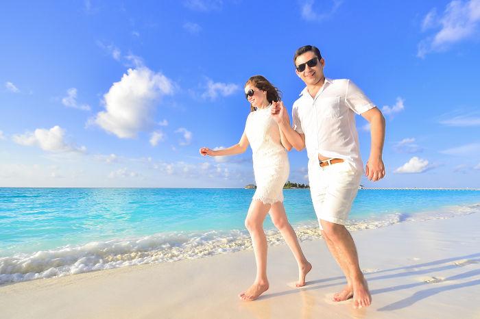 Maldives Beach Wedding By Asad
