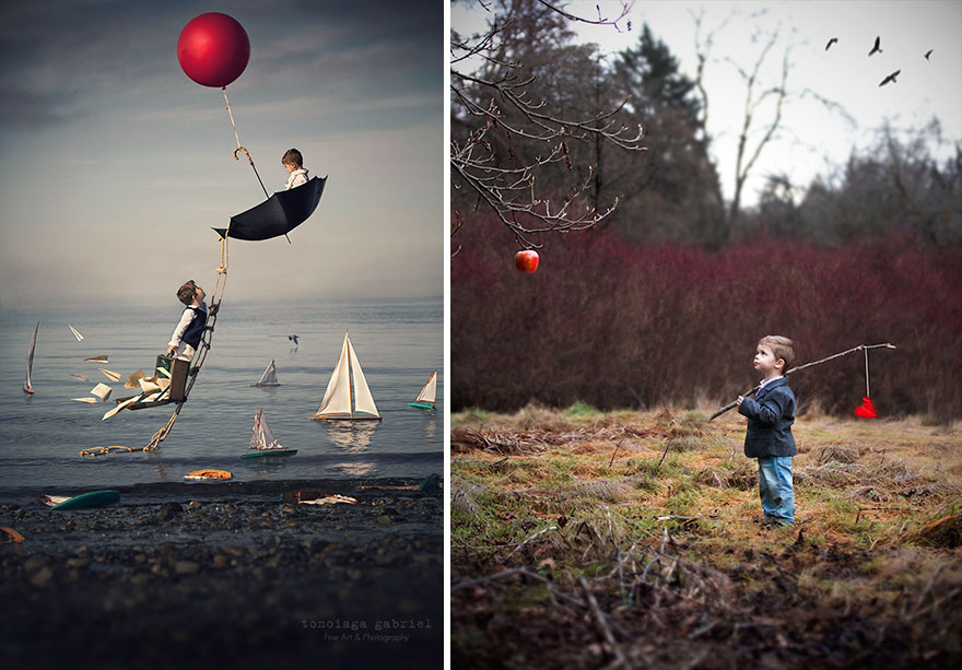 I Capture The Innocence Of Childhood By Photographing My Three Sons