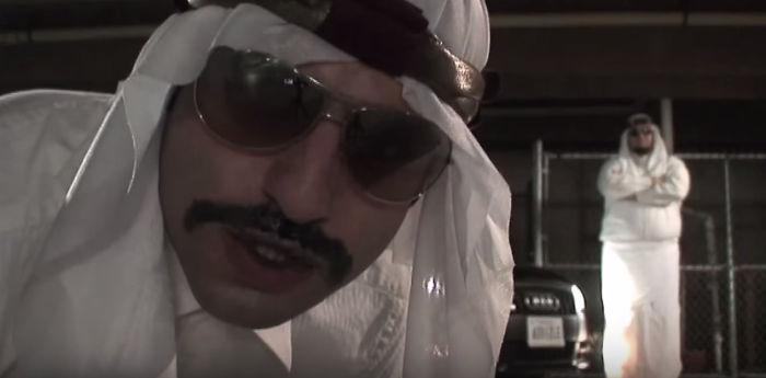 Saudi In Audi