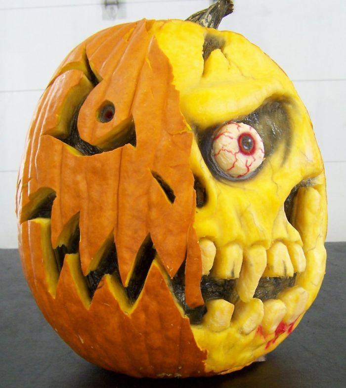 3d Pumpkin Design