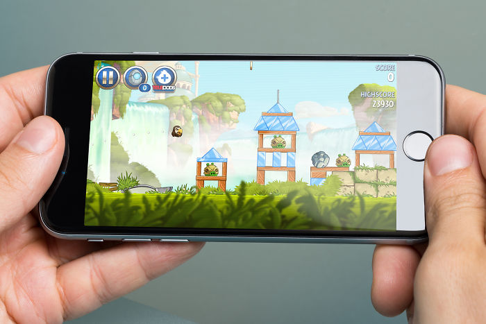 The Best Iphone Games Of 2015