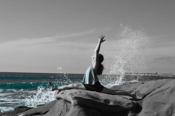 Yoga On The Edge