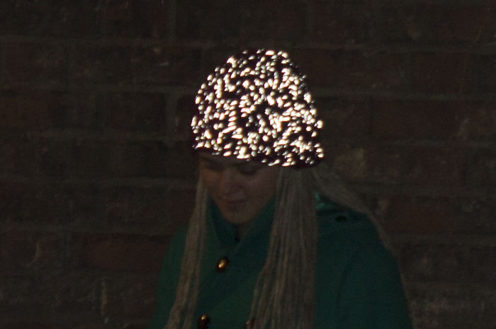 This Hat Illuminates Your Head Like A Christmas Tree