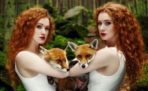 Redhead Calendar: We Shot Redhead People & Animals To Show Their Unique Beauty