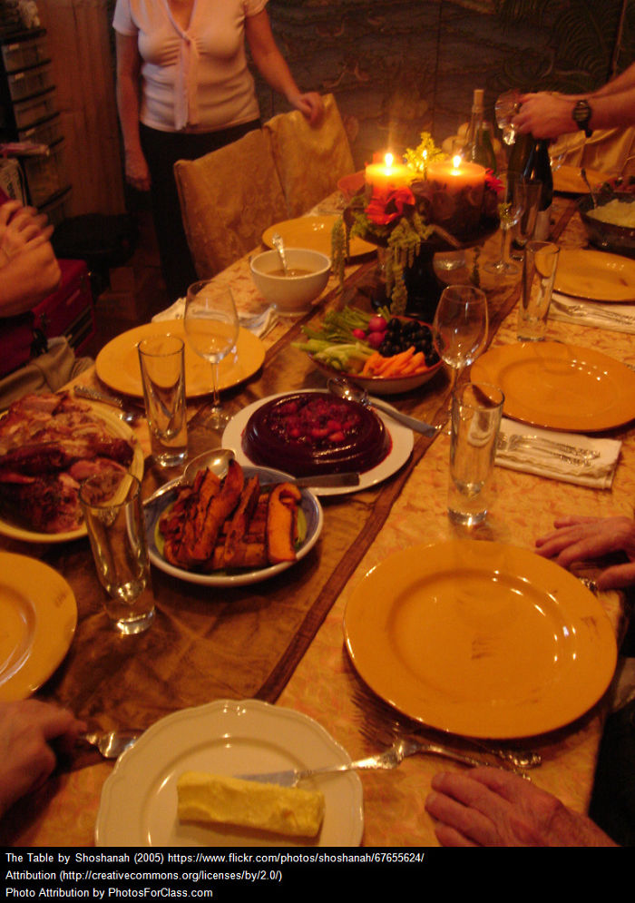 What You Need To Know About Thanksgiving Food