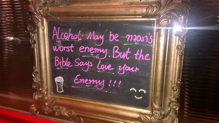 Love Your Enemy!