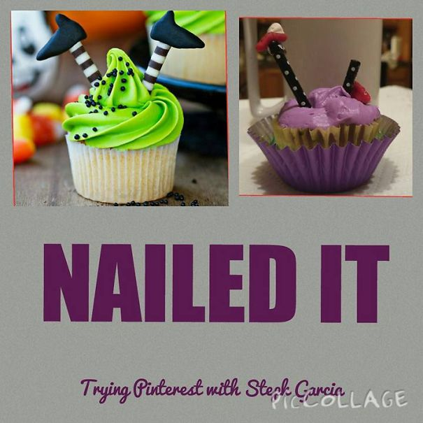 """Witch - """"nailed It!"""" By Steph Garcia"""