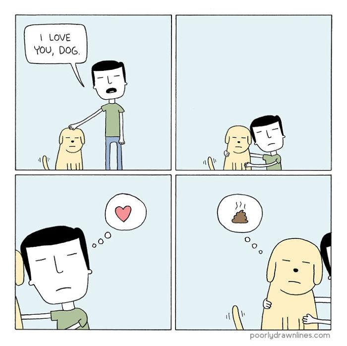 Every Dog S Dream Comic