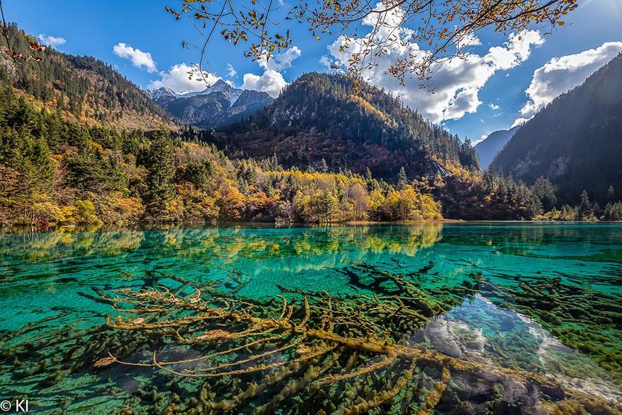 Jiu Zhai Gou Valley