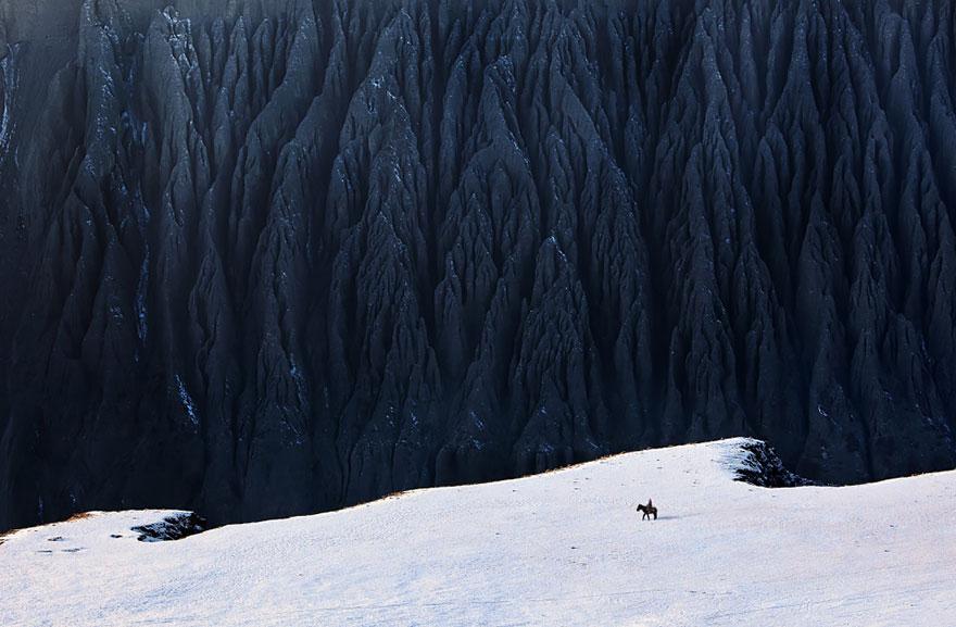 Dushanzi Grand Canyon, Xinjiang Province