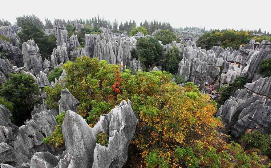 Shilin Geopark