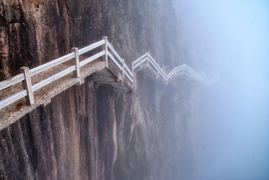 Stairway To Heaven, Huangshan