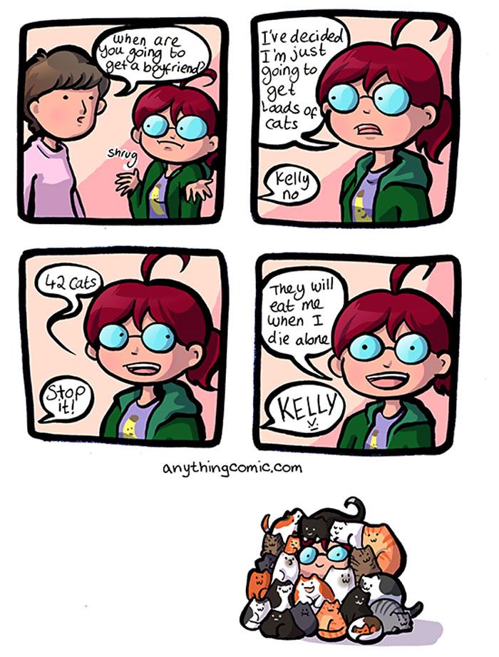 Anything Comic