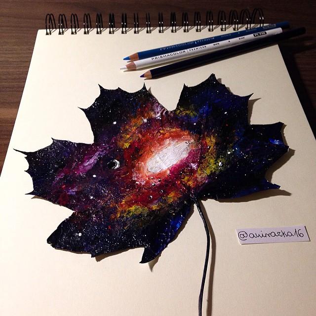 autumn-leaves-paintings-joanna-wirazka-4