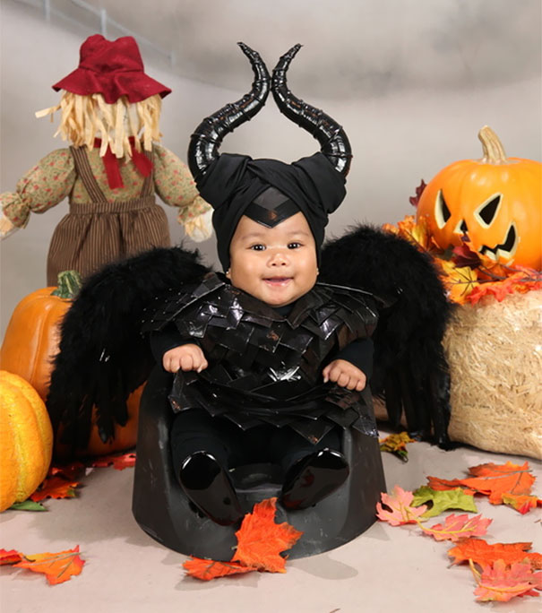 Baby Maleficent