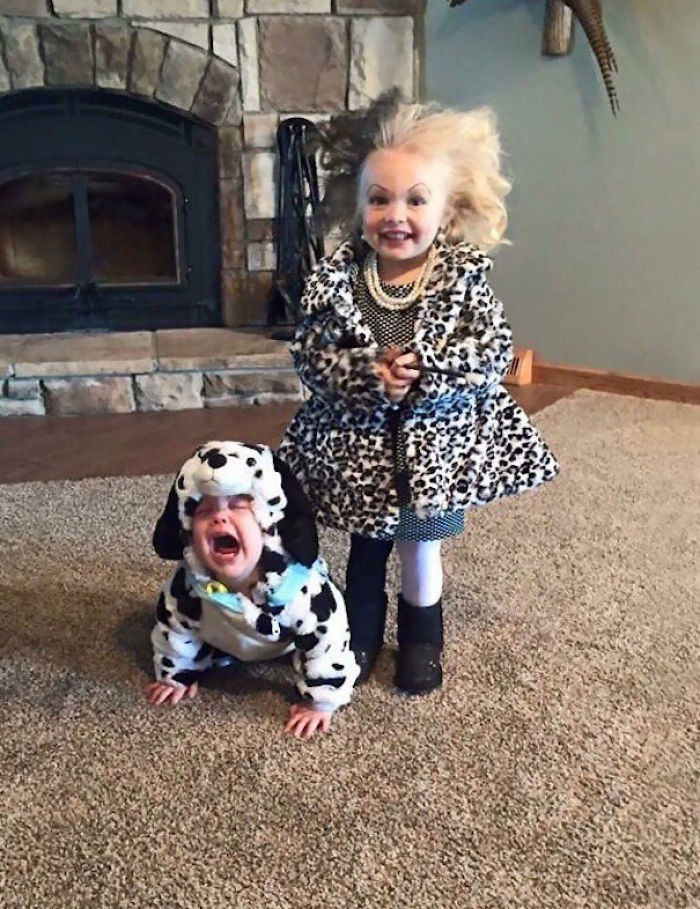 Possibly One Of The Cutest Halloween Costumes You'll See