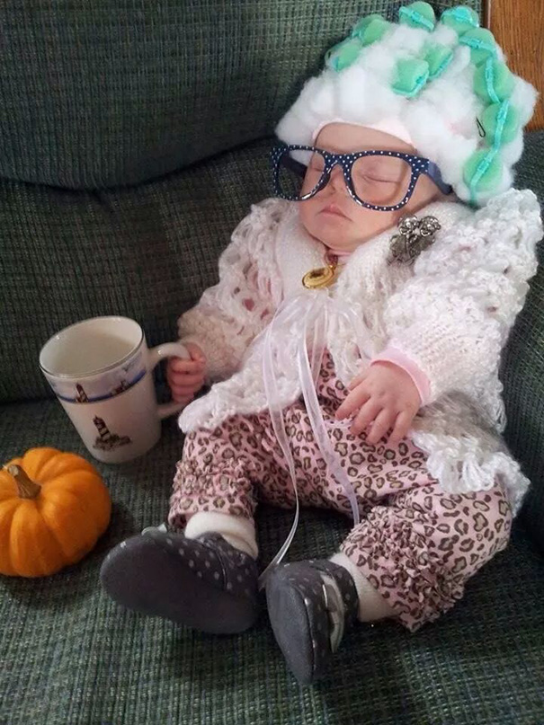 My Pals Decided To Dress Up Their Baby