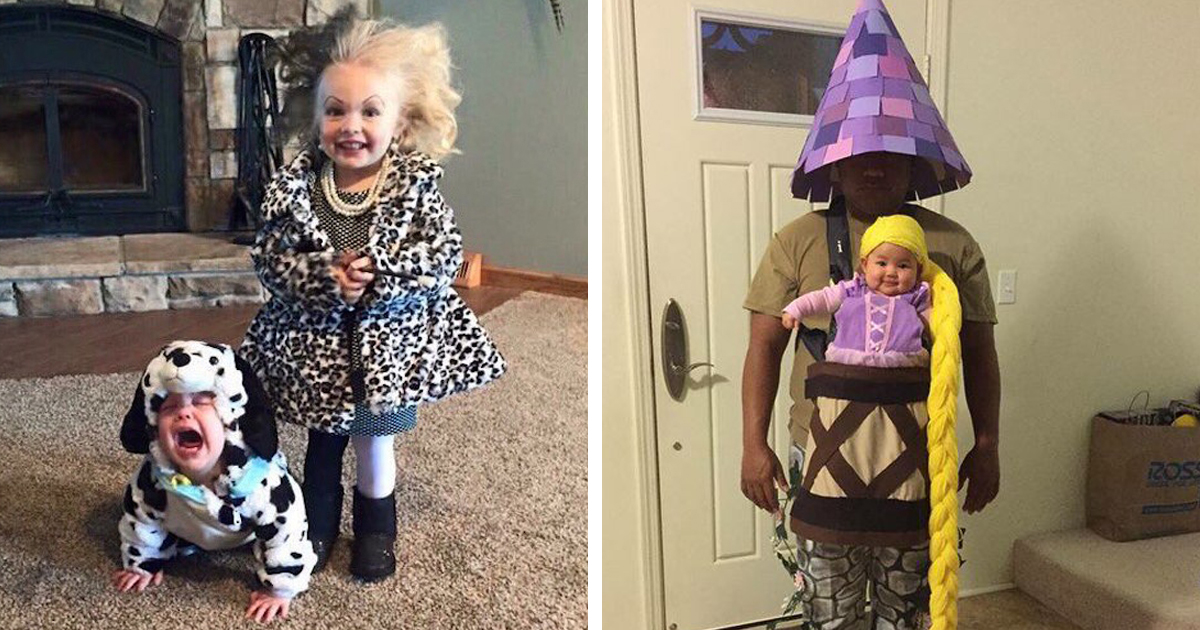 17+ Baby Halloween Costumes That Are So Cute, It's Scary ...