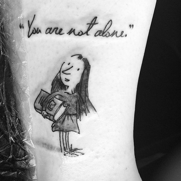 Matilda Tattoo