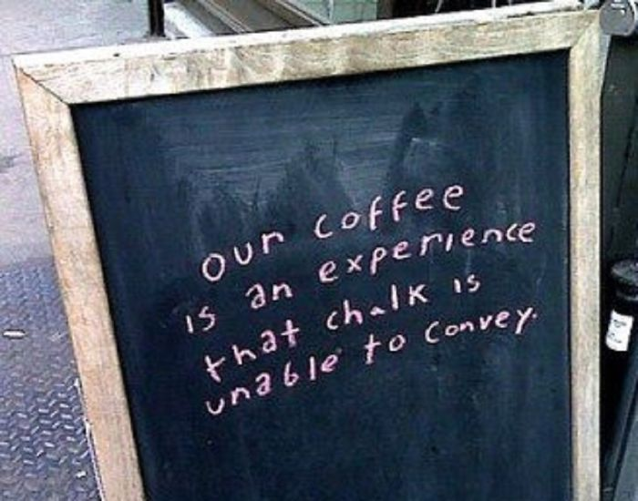 Coffee Experience