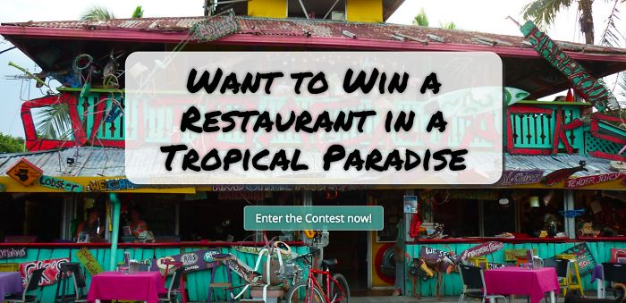 Just An Essay Away From Winning Outback Jack's Beach Bar N Grill In A Tropical Paradise