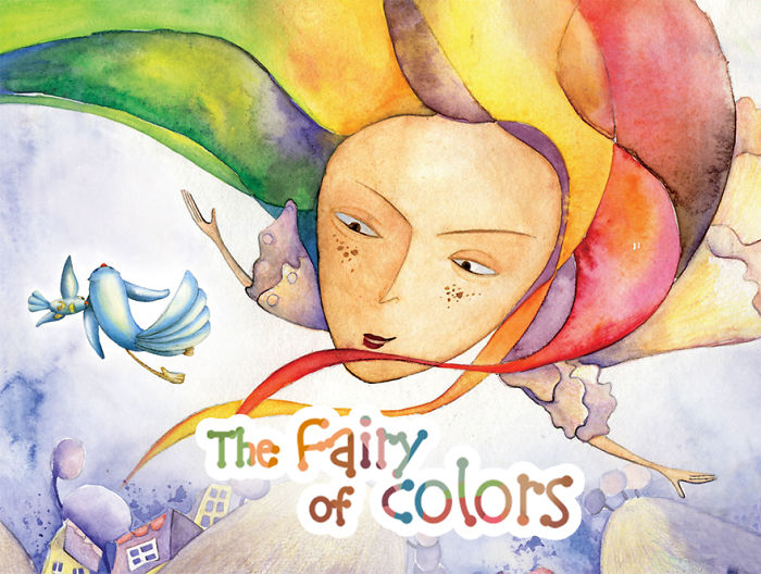 The Fairy Of Colors – A Series Of Hand Painted Children's Books