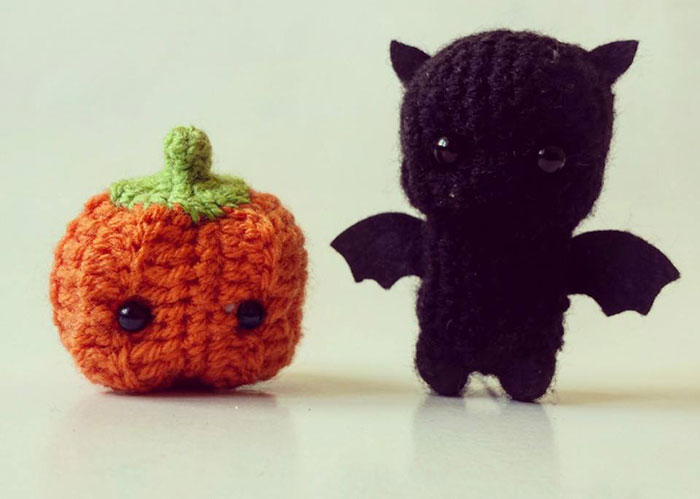 I Crocheted Halloween Monsters Because Cute Is The New Scary