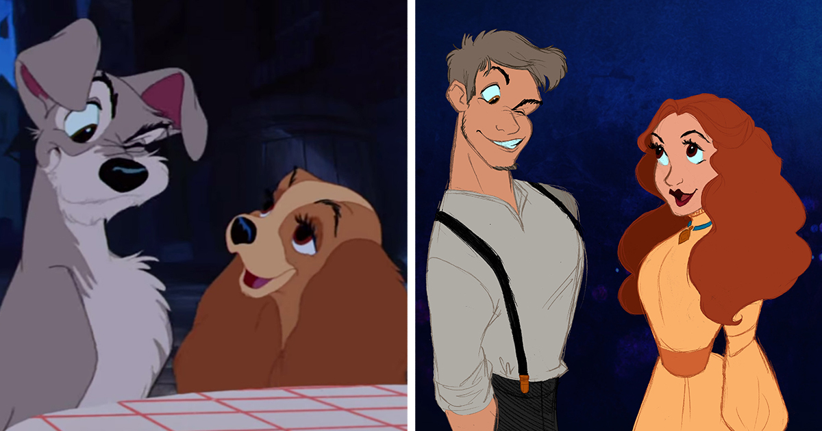 How To Draw Disney Humans