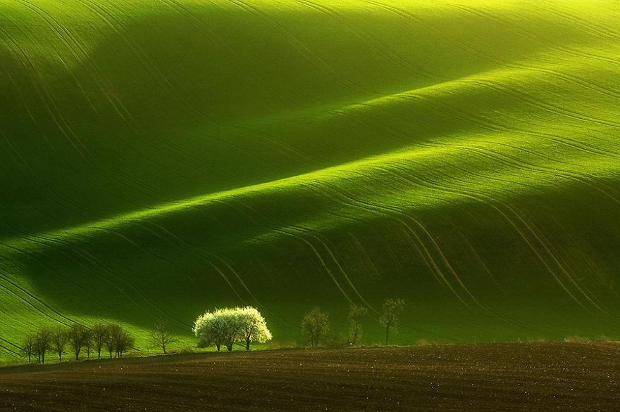 Poľský fotograf nazýva Moravu malým Toskánskom. Pri pohľade na jeho fotky, pochopíte prečo