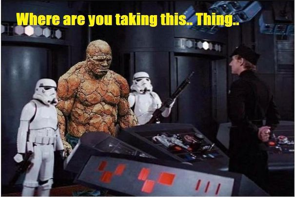 Thing In Star Wars
