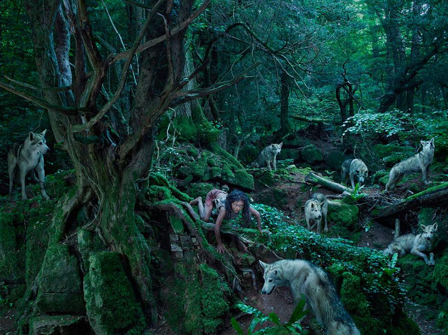 selvagens-crianças-wild-animal-photos-Fullerton-Batten-8