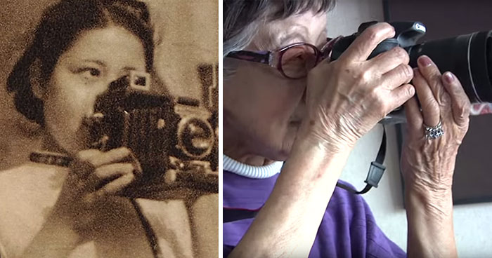 Japan's First Woman Photo-Journalist, Still Shooting At The Age Of 101, Reveals Her Secret